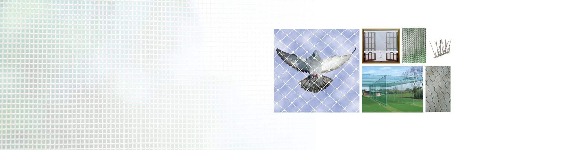 Anti Bird Pigeon Netting Solutions and Services